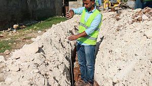 Kırsal mahalleler içme suyuna kavuşuyor