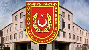 Milli Savunma Bakanlığın'dan açıklama