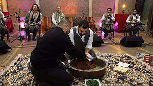 Nevşehir'de Şanlıurfa sıra gecesi programı düzenlendi