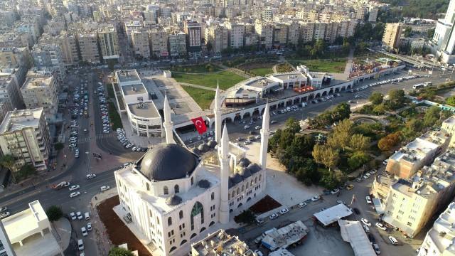 Nisan Kurtuluş Camisi, ibadete açılıyor