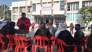 Resulayn'da kadın doğum polikliniği hizmet vermeye başladı