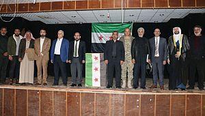 Resulayn'da yerel meclis kuruldu