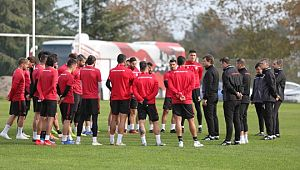 Samsunspor Şanlıurfaspor maçına hazır