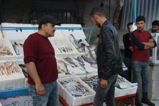 Şanlıurfa'da balığa rağbet arttı