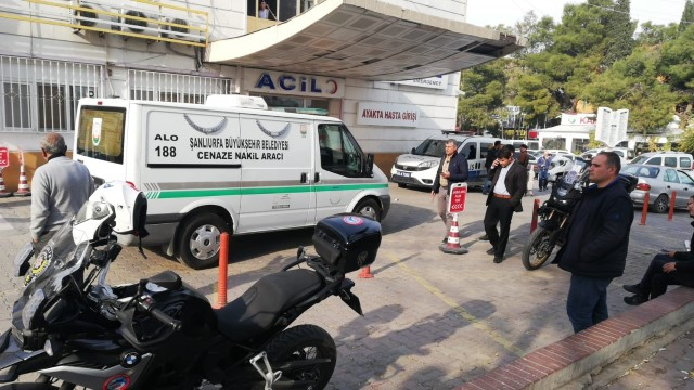 Şanlıurfa'da gençlerin kavgasında 1 kişi öldü