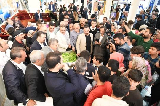 Şanlıurfa fuar ve kongre turizminin merkezi olacak