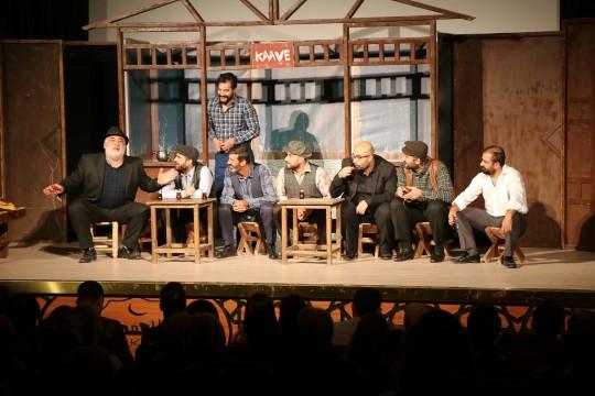Şehir tiyatrosu, perdelerini bu kez öğretmenler için açtı
