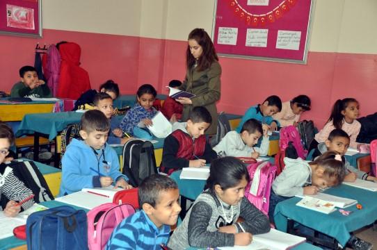 Sınır hattındaki öğrencilere telafi eğitimi veriliyor