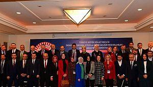 TBMM Down Sendromu çalıştayı'na Mehmet Ali Cevheri'de katıldı