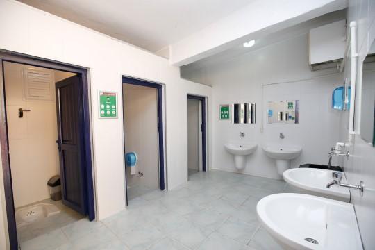 Temiz ve hijyenik okul tuvaletleri çocukların sağlığı kadar başarısını da etkiliyor