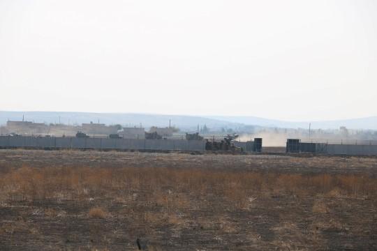Türkiye ve Rusya'nın ikinci kara devriyesi tamamlandı