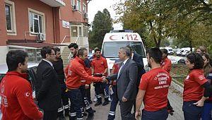 UMKE ekibi Barış Pınarı Harekatı'ndan döndü