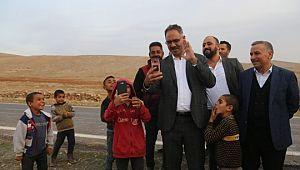 Vatandaşlardan Eyyübiye Belediyesine teşekkür
