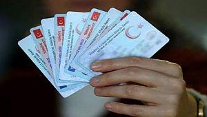 Yeni kimlikler ATM'de kullanılabilecek