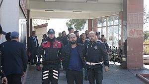 350 bin lira değerinde nakliye dolandırıcıları Şanlıurfa'da yakalandı