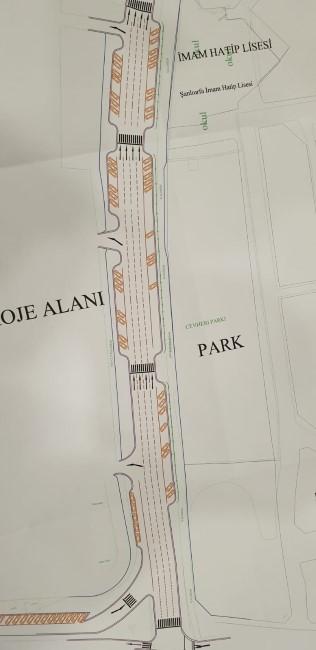 Artan kazalar sonucunda 18 Mart caddesi yenileniyor