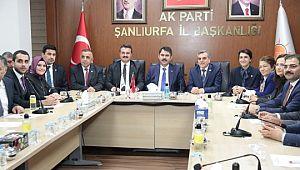 Bakan Kurum koordinasyon toplantısı yaptı
