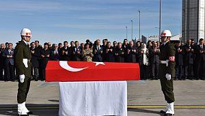 Barış Pınarı Şehidi Harun Çınar Hatay'a Uğurlandı