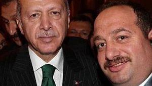 Ekinci Cumurbaşkanı Erdoğanın davletlisi olarak Külliye gidiyor