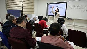 Haliliye'den ücretsiz işaret dili kursu