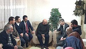 İçişleri Bakanı Yardımcısı İnce, Nevşehir'de şehit ailesini ziyaret etti
