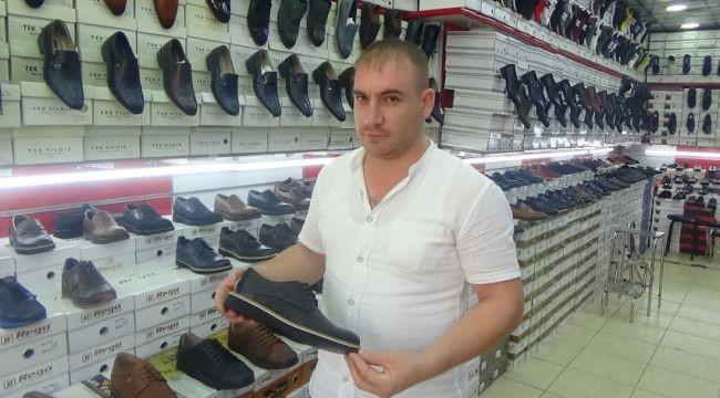 Kış için saf deri ayakkabı alın (Videolu Özel Haber)