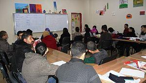 Kpss'ye girecek olan engelli vatandaşlara Büyükşehir'den eğitim desteği