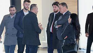 Kuzey Makedonya Kültür Bakanı, Göbeklitepe'yi ziyaret etti