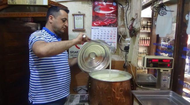 Sade Yağ yöresel bizim kendi Urfa'mıza ait öz yağımız (Özel Haber)