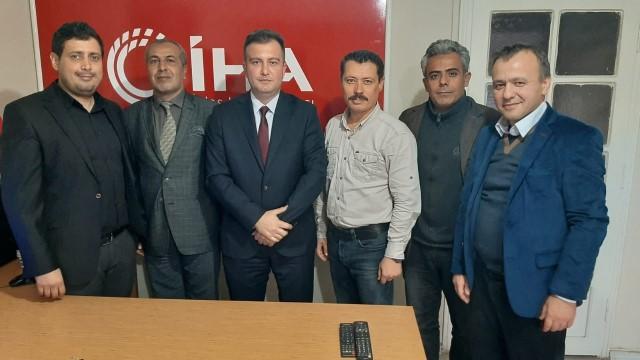 Şanlıurfa, Adıyaman ve Kilis illerinin sorumlu muhabirleri bölge toplantısına katıldı