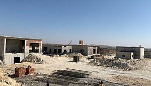 Şanlıurfa Birecik-Halfeti içmesuyu tesisleri