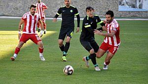 TFF 2. Lig: Gümüşhanespor: 3 - Şanlıurfaspor: 1