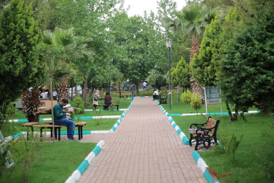 Yemyeşil Haliliye'de Şanlıurfa'nın değerlerinin isimleri yaşayacak
