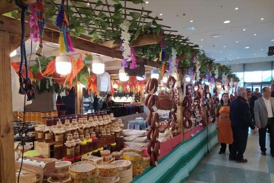 Yöresel Ürün günlerinde Şanlıurfa lezzetleri tanıtılıyor