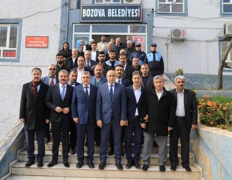 Bozova'nın 2020 hizmet planlama toplantısı gerçekleştirildi (Videolu Haber)