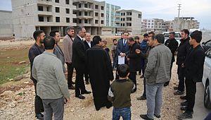 Eyyübiye belediyesi, Akşemsettin ve Asya mahallesine yeni parklar kazandırıyor (Videolu Haber)