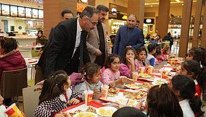 Eyyübiye belediyesi, 'hayal kutusu' ile çocukların hayallerini gerçekleştiriyor (Videolu Haber)