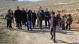 Eyyübiye belediyesinden 15 temmuz mahallesine yeni bir park (Videolu Haber)