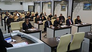 Haliliye belediye meclisi'nden tarihi karar (Videolu Haber)