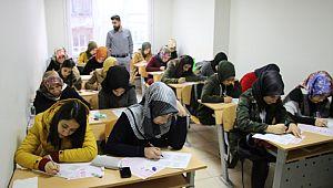Haliliye'den öğrencilere ücretsiz deneme sınavları (Videolu Haber)