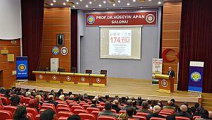 HRÜ'de Tarım Öğretiminin 174'üncü Yıldönümü Kutlandı (Videolu Haber)