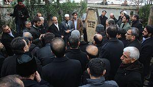 Mehmet Akif İnan mezarı başında anıldı