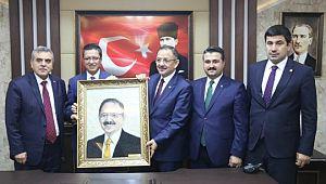Mehmet özhaseki: Halfeti gözbebeğimizdir
