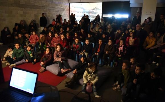 Şanlıurfa'da hacivat ve karagöz'e çocuklardan yoğun ilgi (Videolu Haber)