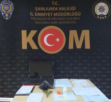 Şanlıurfa'da tefeci operasyonu: 5 gözaltı