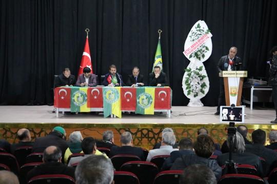 Şanlıurfaspor yeni başkanı Nihat Çakır seçildi