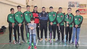 Suruç Hokey Spor Kulübü Süper Lig'e yükseldi