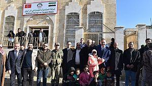 Tel Abyad Ticaret ve Sanayi Odası Faaliyetlerine Başladı (Videolu Haber)