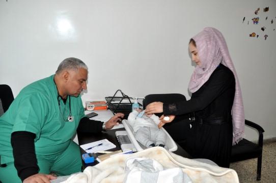 Telabyad Hastanesi tam kapasite ile hizmet vermeye başladı