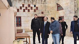 Vali erin kültürel mimarinin yaşatılmasına dikkat çekti